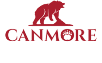 Canmore Inn & Suites light logo