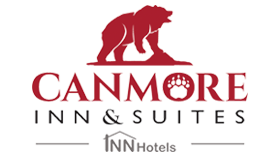 Canmore Inn & Suites dark logo